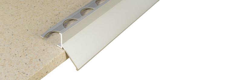 Алюминиевый профиль для балконов, подоконников, террас (капельник)