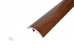 Алюминиевый порог 30мм со скрытым креплением,