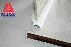 Профиль для ванны PAWOTEX, монтаж под плитку, 178 см
