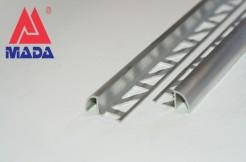 Алюминиевый наезжающий профиль, 10мм, 200см, без покрытия