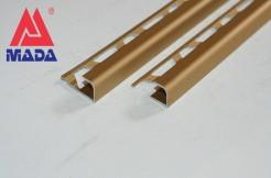 Алюминиевый профиль-уголок квадратный, 9мм, 250см