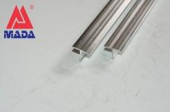 Алюминиевый тавровый профиль 20мм, 125см, 250см, без покрытия