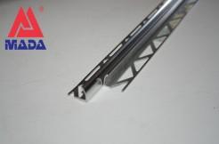 Алюминиевый профиль-уголок полукруглый, 10мм, 250см