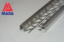 Алюминиевый наезжающий профиль, 12мм, 250см, без покрытия