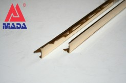 Латунный профиль 12мм, 250см, прямой, полированный