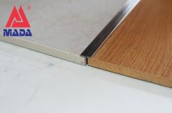Профиль из нержавеющей стали, 14 мм, 100 см, 200 см, 250 см, тавровый, полированный