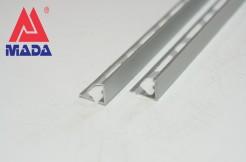 Алюминиевый профиль-уголок прямой, 12мм, 270см,