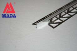 Алюминиевый профиль-уголок прямой, 10мм, 250см,